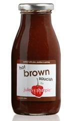 Hot Brown Saucish 300g