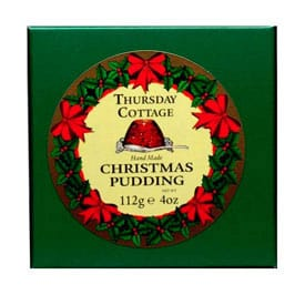 Christmas Pudding 112g (boxed)