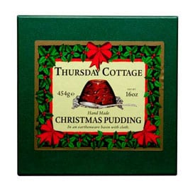 Christmas Pudding 454g (boxed)
