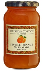 Seville Orange Fine Cut Marmalade 454g
