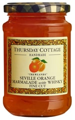 Fine Cut Marmalade with Whisky 340g
