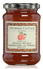 Seville Orange Fine Cut Marmalade with Whisky 112g