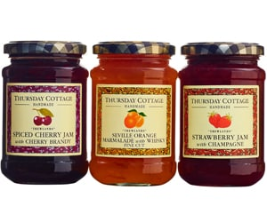 Thursday Cottage High Spirited Preserves