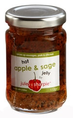 Hot Apple & Sage Jelly 112g