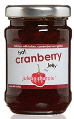 Hot Cranberry Jelly 112g