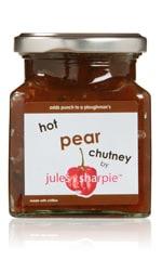 Hot Pear Chutney 285g