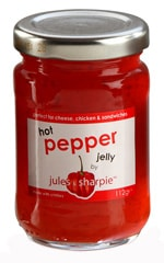 Hot Pepper Jelly 112g
