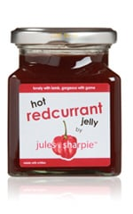 Hot Redcurrant Jelly 300g