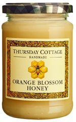 Orange Blossom Honey 340g