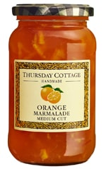 Orange Medium Cut Marmalade 454g