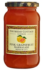 Pink Grapefruit Medium Marmalade 454g