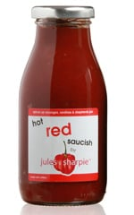 Hot Red Saucish 300g