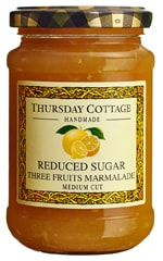 Three Fruit Marmalade 315g