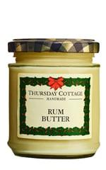 Rum Butter 210g
