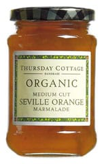 Seville Orange Medium Cut Marmalade 340g