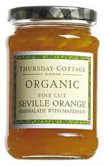 Seville Orange & Mandarin Fine Cut Marmalade 340g