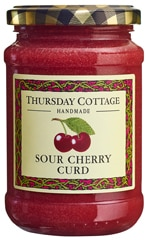 Sour Cherry Curd 310g