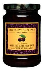 Spiced Cherry Jam with Cherry Brandy 112g