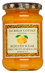 Three Fruit Marmalade 315g