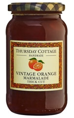 Vintage Orange Thick Cut Marmalade 454g