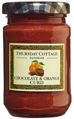 Chocolate & Orange Flavour Curd 110g
