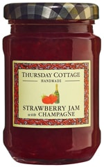 Strawberry Jam with Champagne 112g