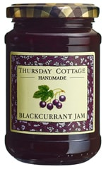 Blackcurrant Jam 340g