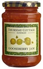 Gooseberry Jam 340g