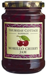 Morello Cherry Jam 340g