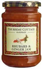 Rhubarb & Ginger Jam 340g