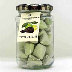 Choc-o-Lime Sweets 180g