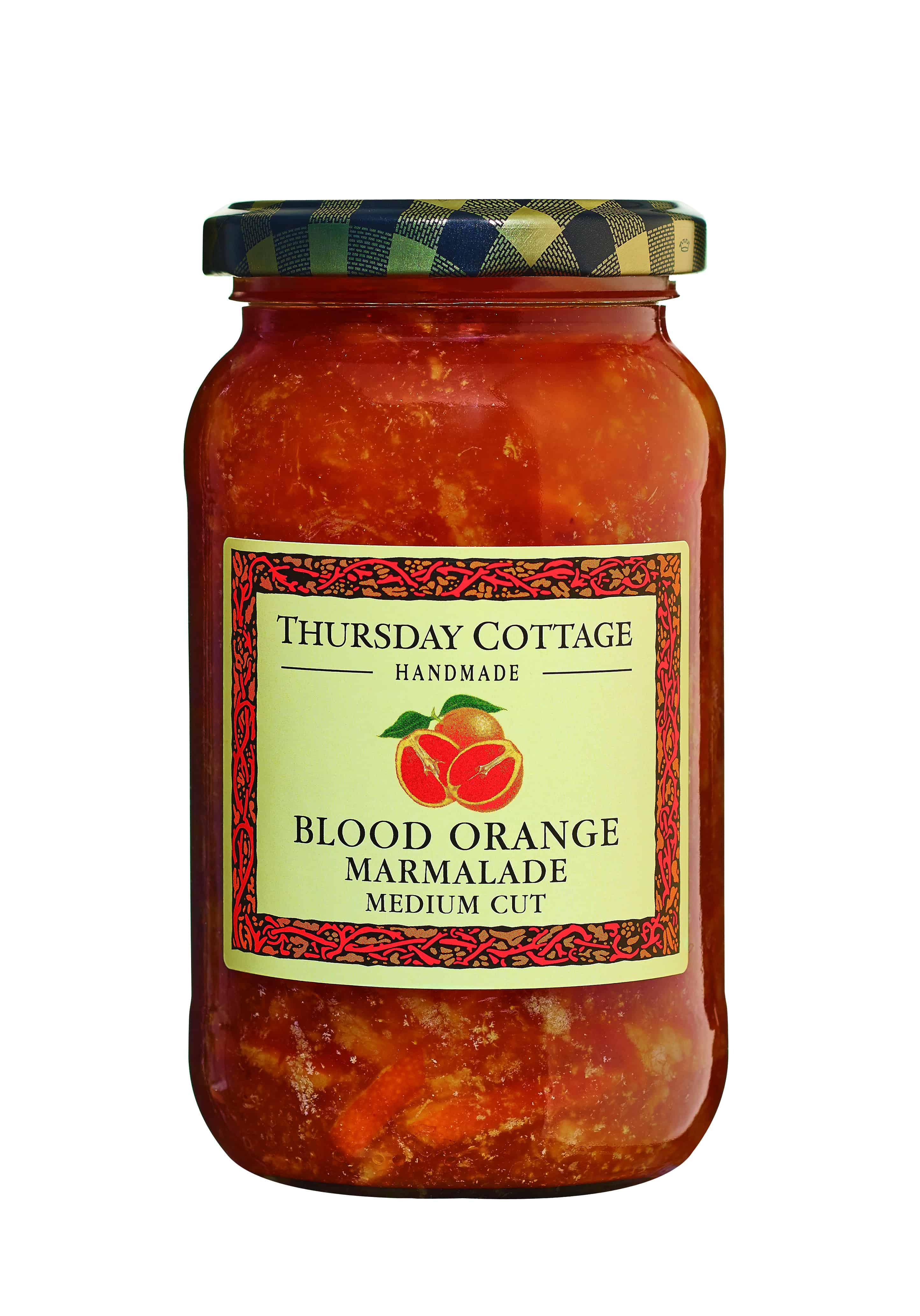 Blood Orange Marmalade 454g.1