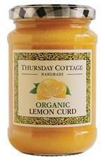 organic lemon curd