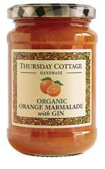 organic orange marmalade with gin
