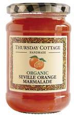 organic seville organic marmalade
